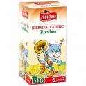 Herbatka dla dzieci rooibos 20x1,5g Apotheke