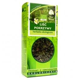 Herbatka liść pokrzywy 25g Dary Natury