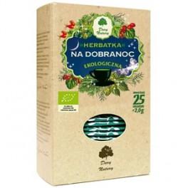 Herbatka na dobranoc (25x2g) Dary Natury