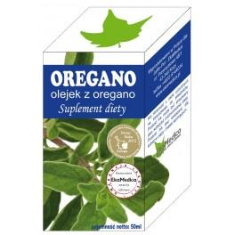 Olejek z oregano FinCandimis 10 ml, 80% karwakrolu